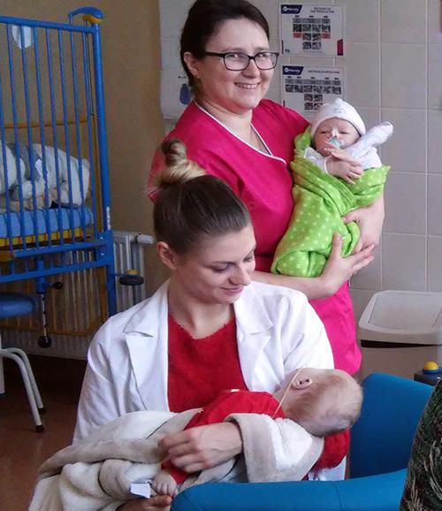 Hospicjum dla Dzieci im. Małego Księcia-wolontariusz